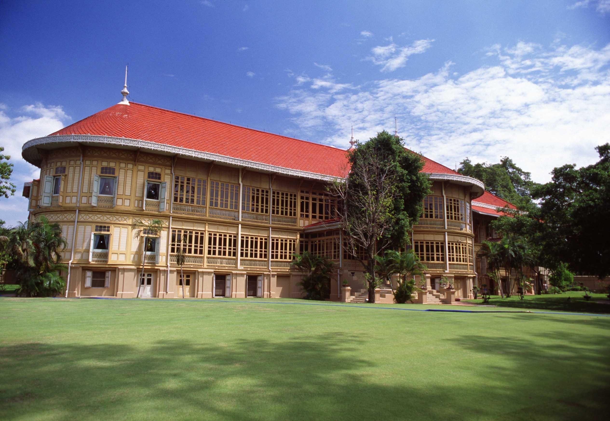 ウィマンメーク宮殿