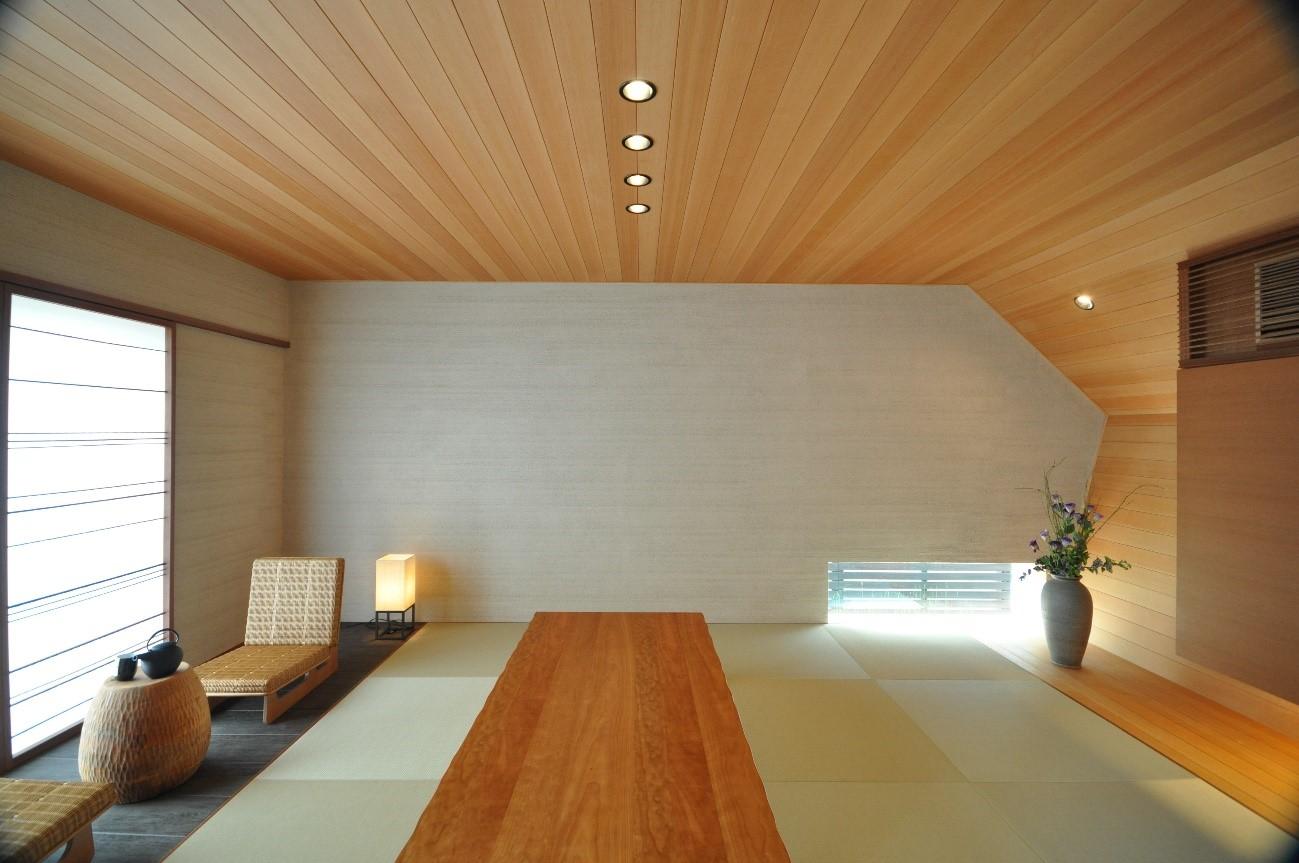 ピーラー施工事例(天井・壁)